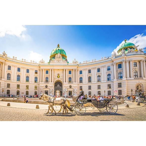 Kurztrip Wien mit Vienna City Card für 2 (2 Tage)