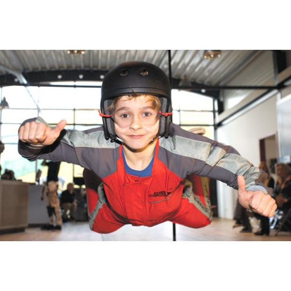 Bodyflying für Kinder (2 Min.) in Bottrop
