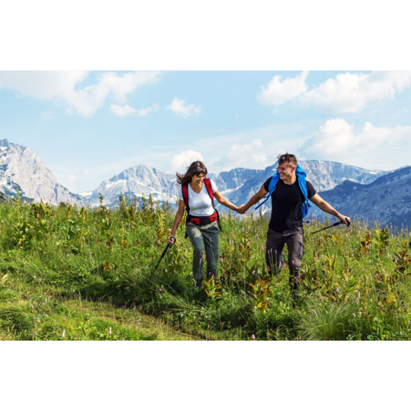 Sommer-Romantikurlaub im Chalet in Kaernten für 2