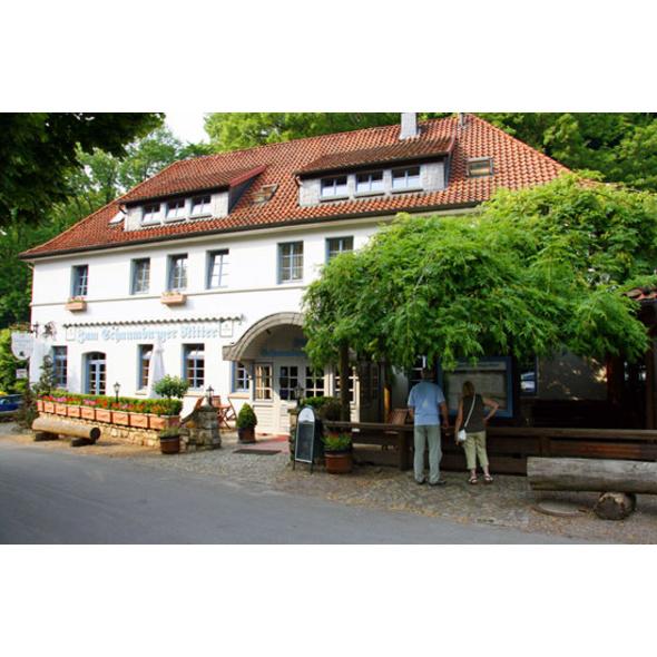 Drei Tage im Schaumburger Ritter Hotel für 2