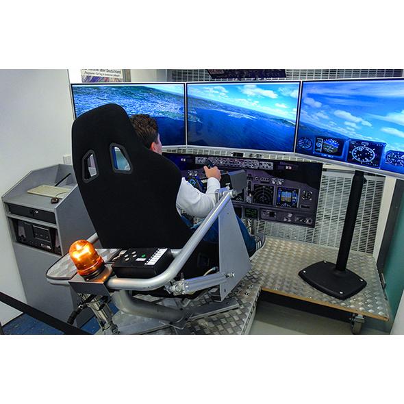 Flugsimulator VR in Frankfurt am Main