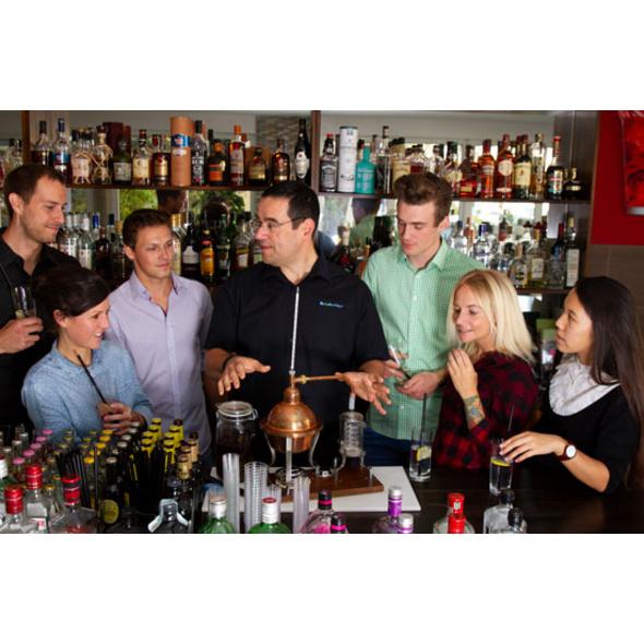 Gin selber machen in Schluechtern-Elm