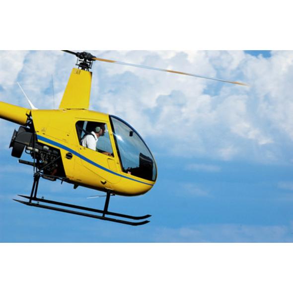 Hubschrauber fliegen Schweiz
