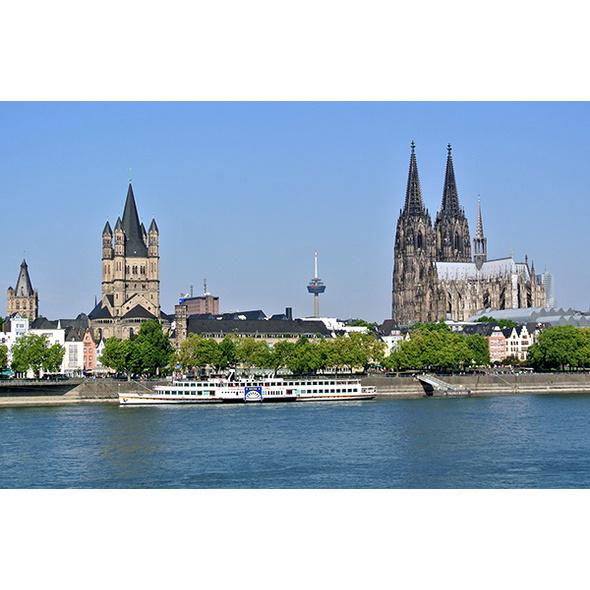 Kölner Brauhaustour mit Rheinschifffahrt