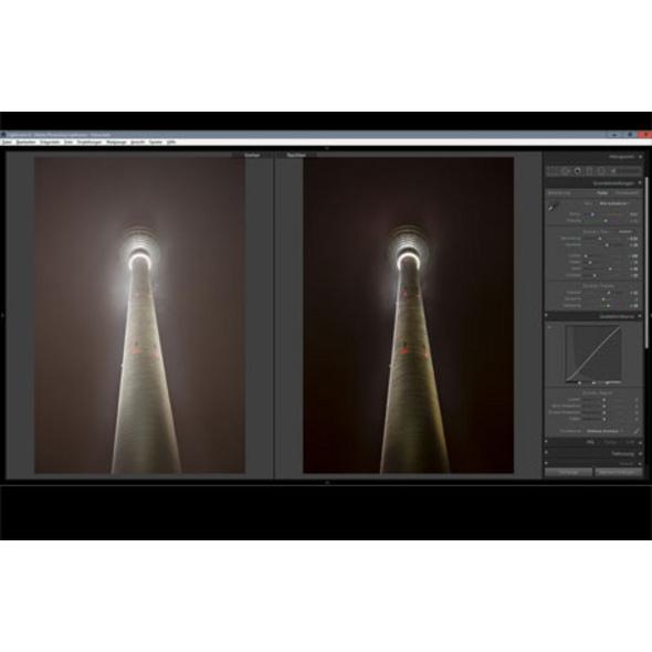 Workshop Bildbearbeitung mit Adobe Lightroom