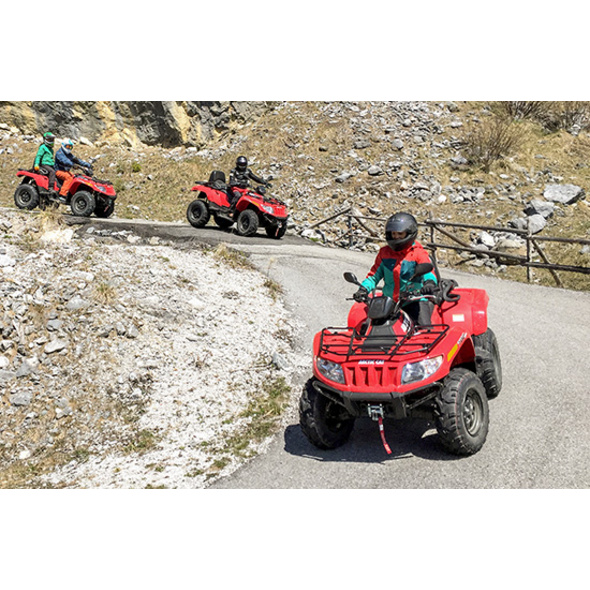 Panorama-Quad-Tour Kaernten