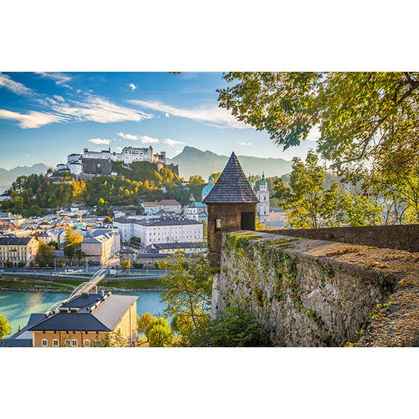 Kurzurlaub in Salzburg mit Salzkammergut Ausflug für 2 (3 Tage)
