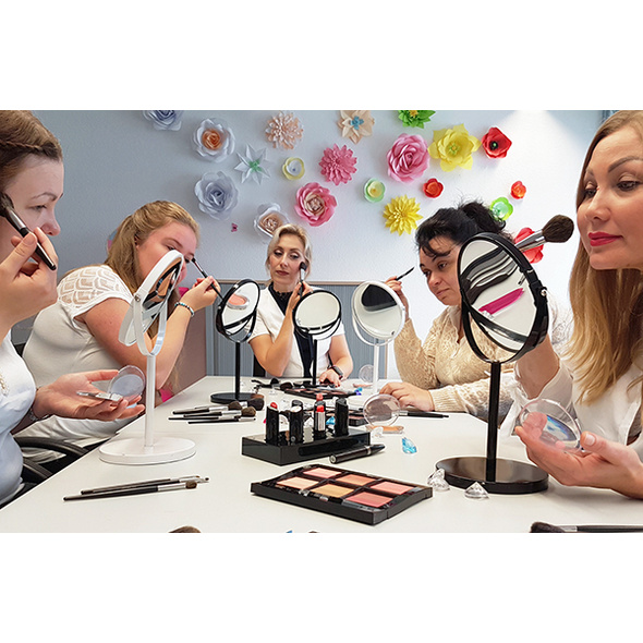 Make-up Workshop online (2,5 Stunden)