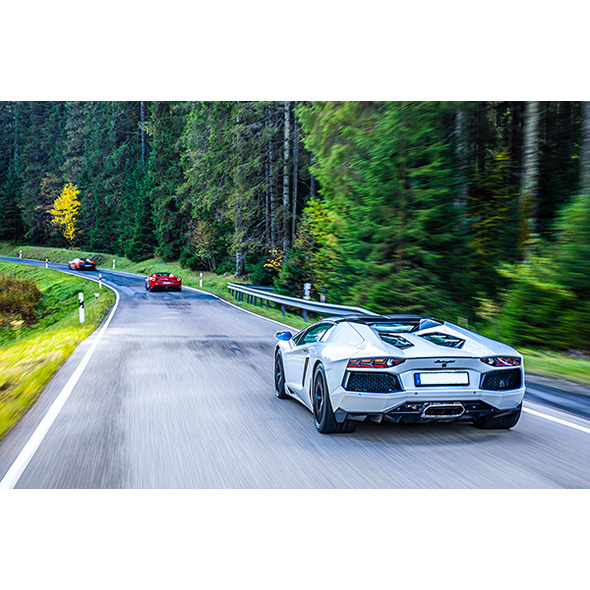 Schwarzwald Sportcar Driving Experience (9 Stunden)