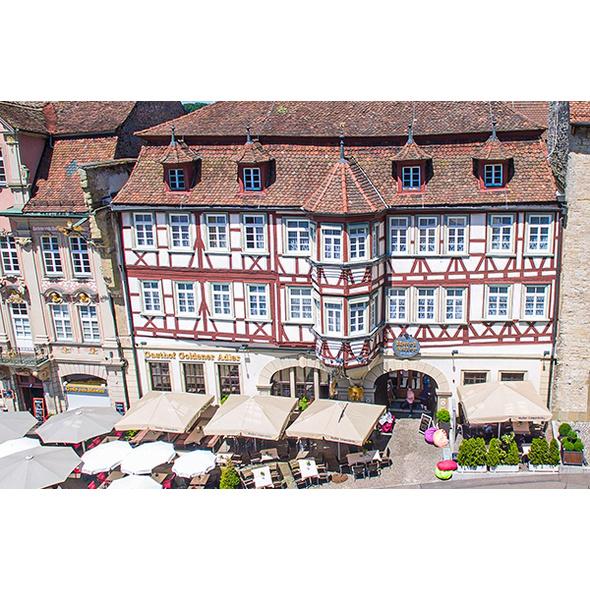 Städtereise nach Schwaebisch Hall für 2
