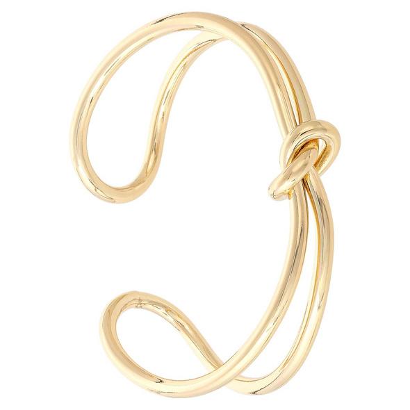 Armreif - Metal Knot