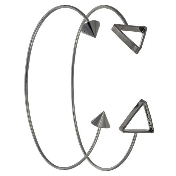 Armband - Dark Triangles