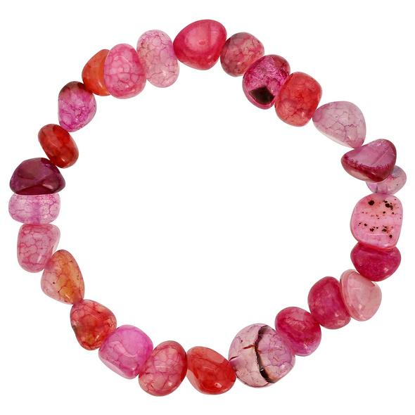 Armband - Pink Gem