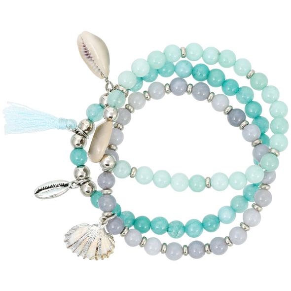 Armband-Set - Jade Shell