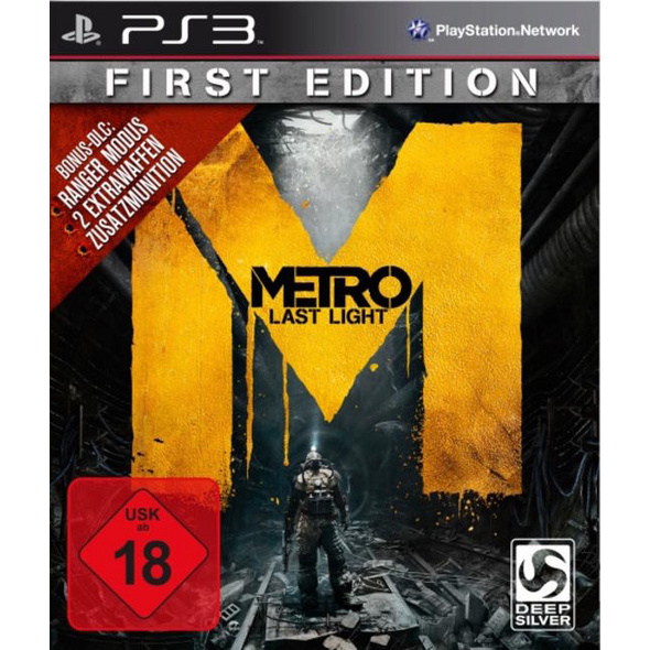 Deep Silver Metro Last Light (1st Edition)