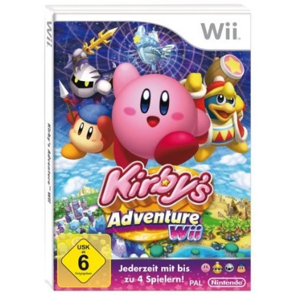 Kirbys Adventure