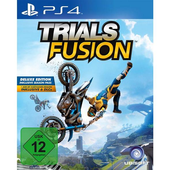 Trials Fusion Deluxe Edition