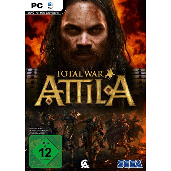 SEGA Total War: Attila