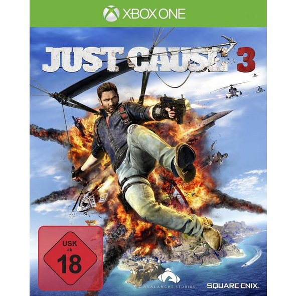 SquareEnix Just Cause 3