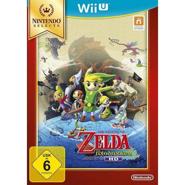 Nintendo The Legend of Zelda: The Wind Waker HD