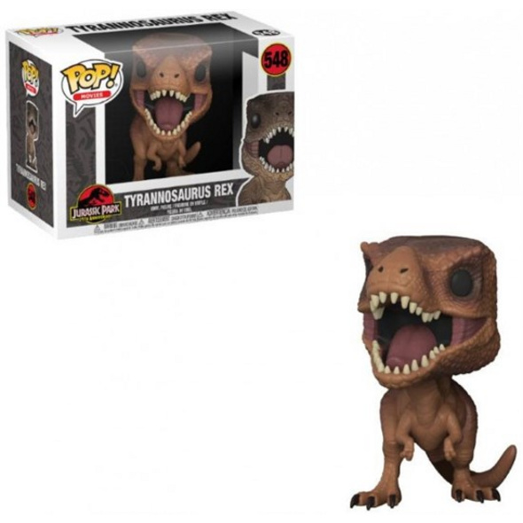 Jurassic Park - POP!-Vinyl Figur Tyrannosaurus