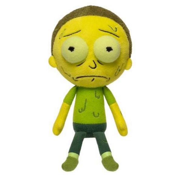 Rick and Morty - Plüschfigur Morty