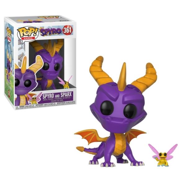 Spyro - POP! Vinyl-Figur  - The Dragon Spyro