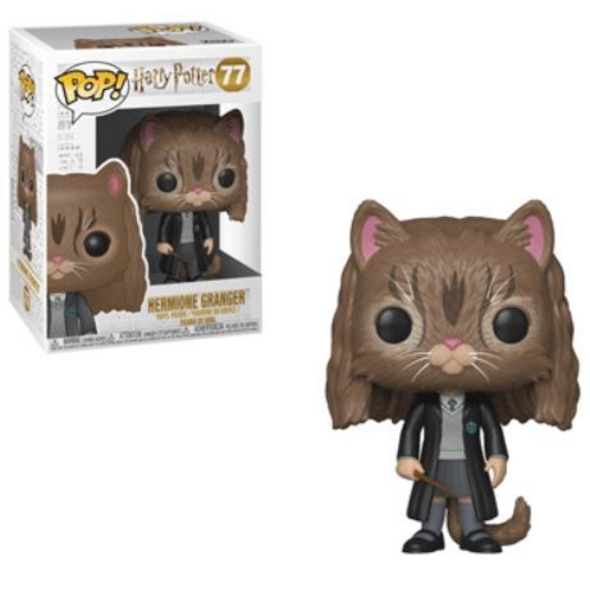 Harry Potter - POP!-Vinyl Figur Hermine als Katze