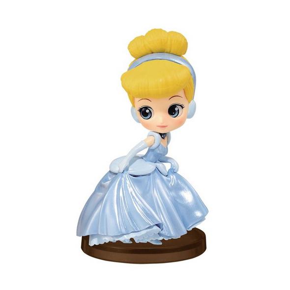 Disney - Figur Q Posket Cinderella Petit