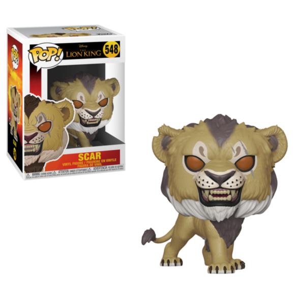 Der König der Löwen - POP! Vinyl-Figur Scar