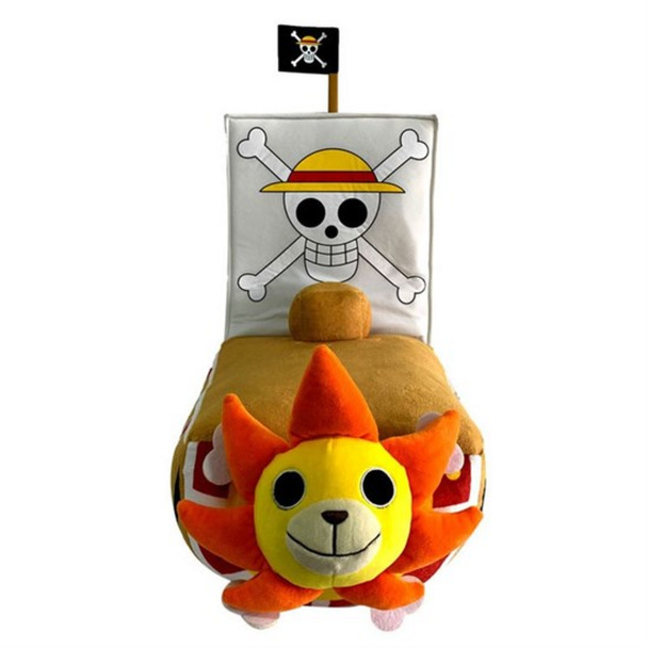 One Piece - Plüschfigur Thousand Sunny