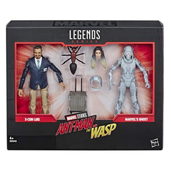 Ant-Man and The Wasp - Actionfigur Luis und Ghost