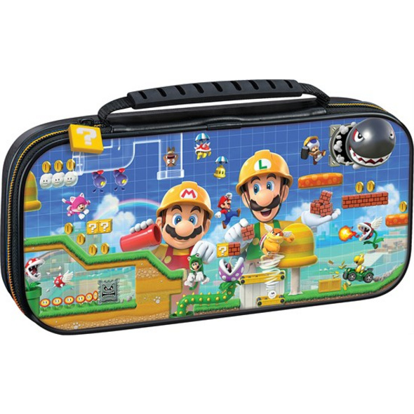 Nintendo Switch Travel Case Mario Maker