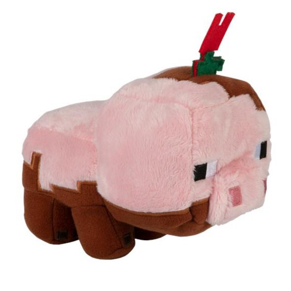Minecraft - Plüschfigur schmutziges Schwein