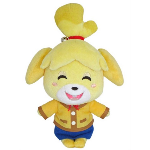 Animal Crossing - Plüschfigur Isabelle