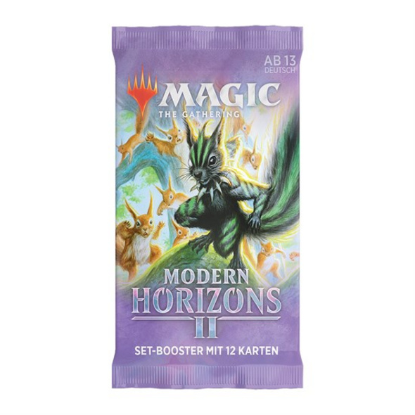 Magic the Gathering: Modern Horizons 2 Set Booster-Pack