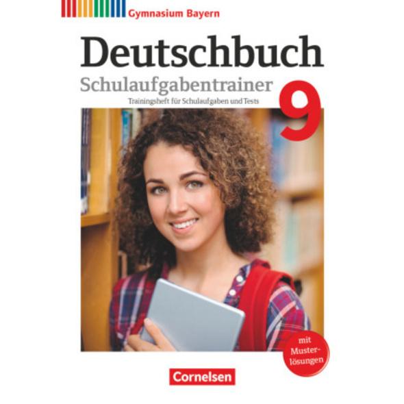 Deutschbuch Gymnasium 9. Jahrgangsstufe - Bayern -