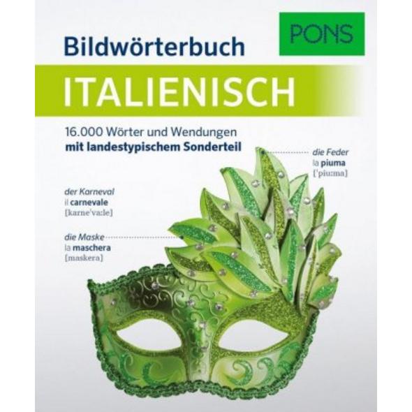 PONS Bildwörterbuch Italienisch