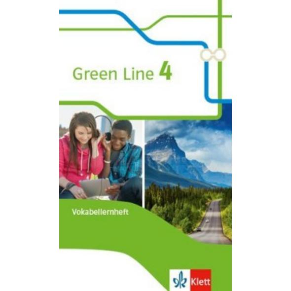 Green Line 4. Ausgabe Bayern. Vokabellernheft 8. K