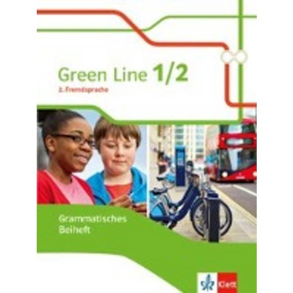 Green Line 1 2. 2. Fremdsprache. Grammatisches Bei