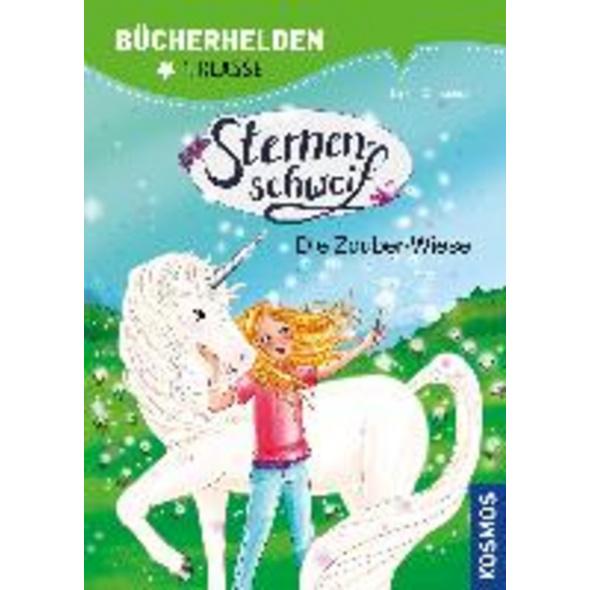 Sternenschweif, Bücherhelden 1. Klasse, Die Zauber