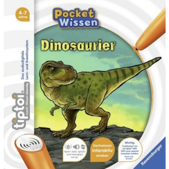 tiptoi  Dinosaurier