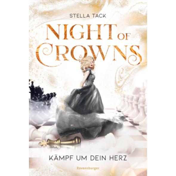 Night of Crowns, Band 2: Kämpf um dein Herz