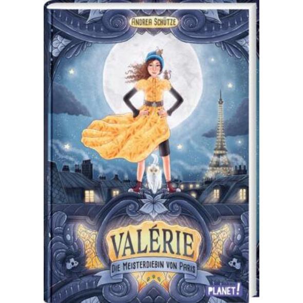Valérie. Die Meisterdiebin von Paris