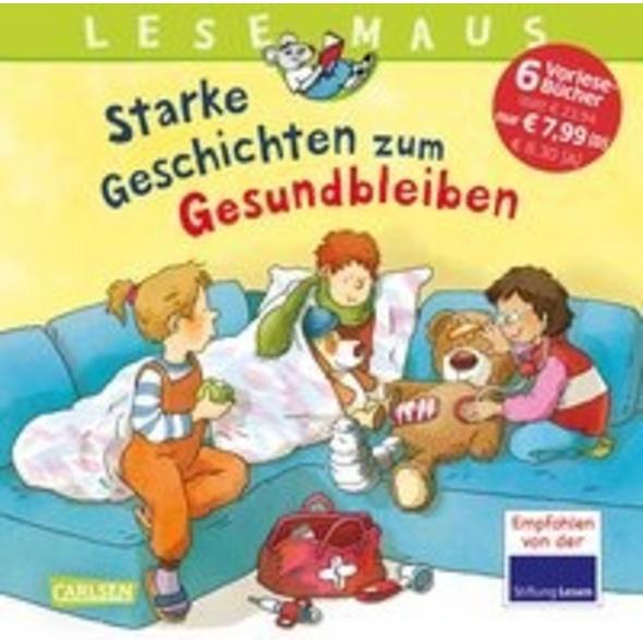 LESEMAUS Sonderbände: Lesemaus Sammelband Starke G
