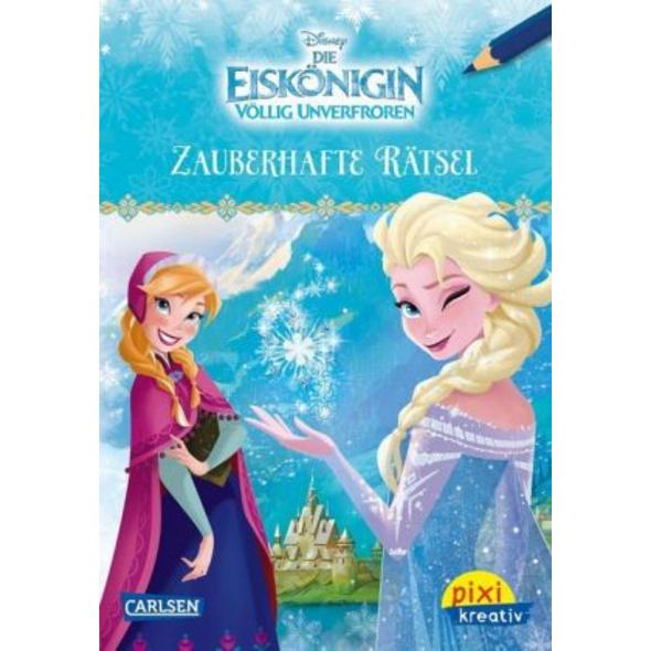 Disney: Die Eiskönigin - Völlig unverfroren, Zaube