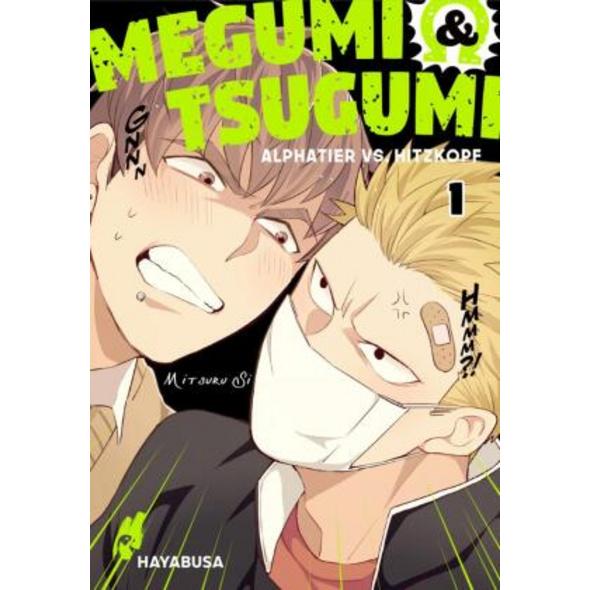 Megumi   Tsugumi - Alphatier vs. Hitzkopf 1