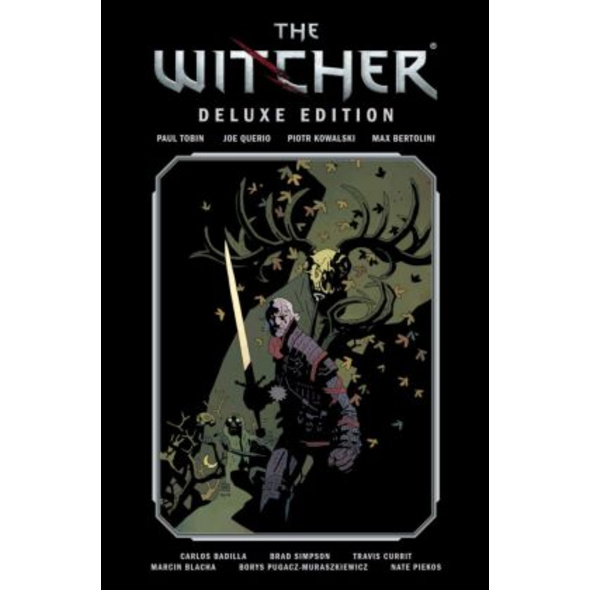The Witcher Deluxe Edition