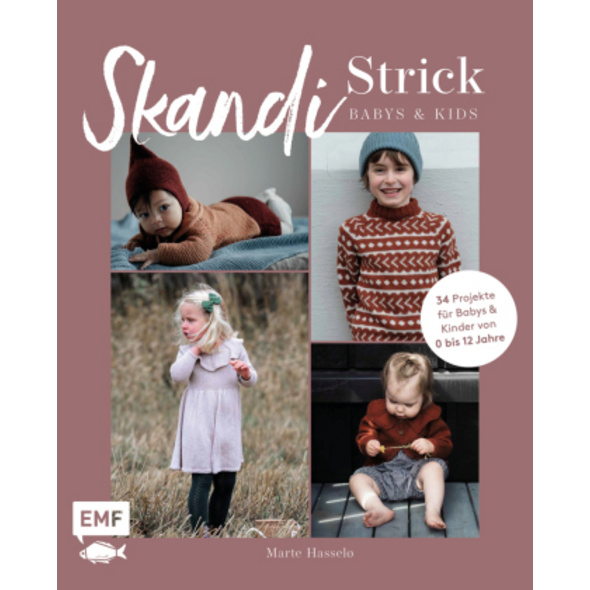 Skandi-Strick - Babys   Kids