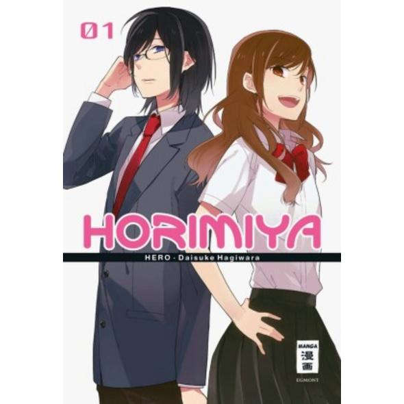 Horimiya 01